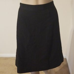 Kate Spade Plus Size Tweed Skirt The Rules